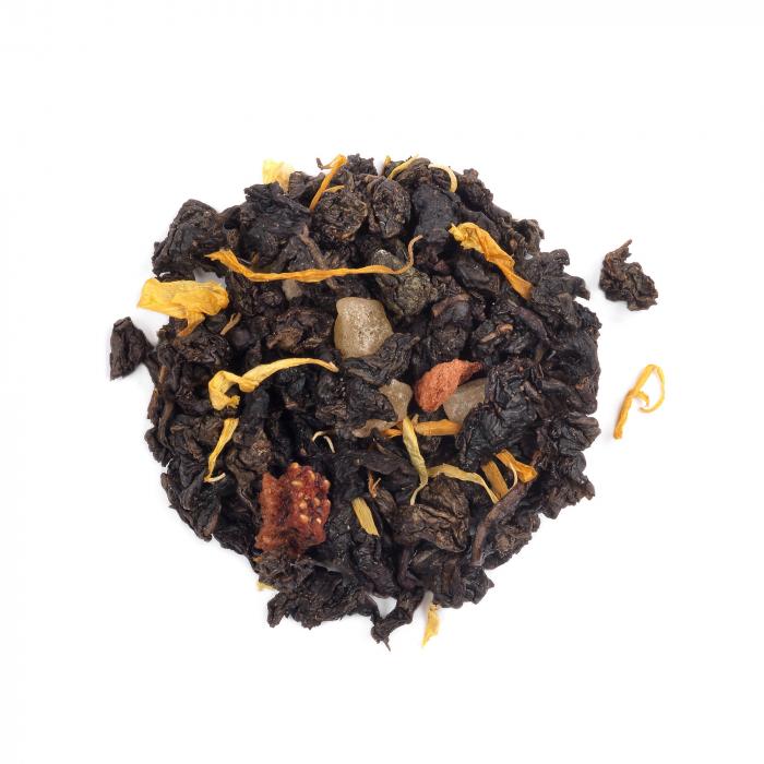 Ceai Oolong cu fructe tropicale, Garden Party Oolong, vrac, 50 gr [0]