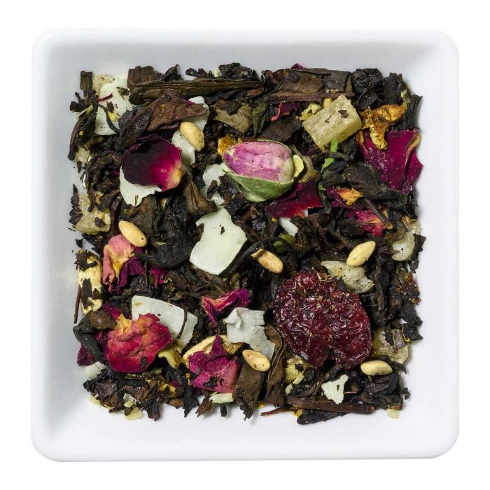 Ceai Oolong Rose Beauty, frunze, 50 gr [0]