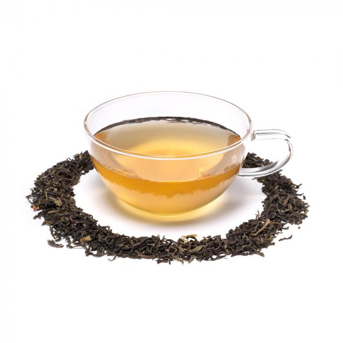 Ceai verde Jasmine, frunze, Whittard of Chelsea 2