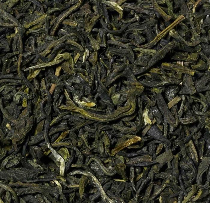 Ceai verde cu iasomie, vrac, Giftspace,  50 gr 0