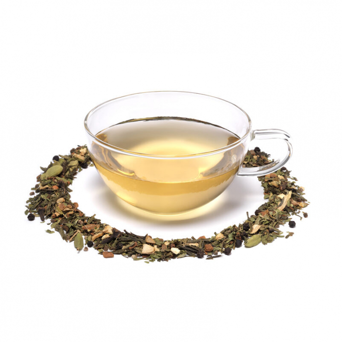 Ceai verde spicy, Shanghai Chai, frunze, 50 gr, Whittard of Chelsea [1]