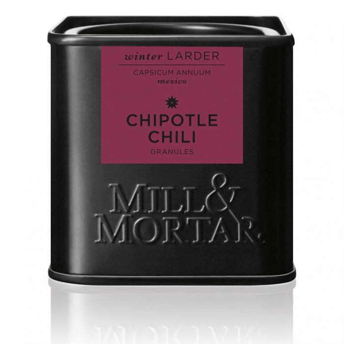 Chipotle Chilli granules, Mexic,  Mill&Mortar [0]