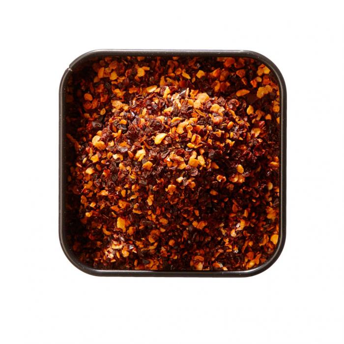 Chipotle Chilli granules, Mexic,  Mill&Mortar [1]