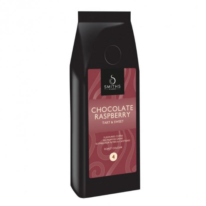 Cafea macinata Chocolate Raspberry, Smith's Coffee, 250 gr [0]