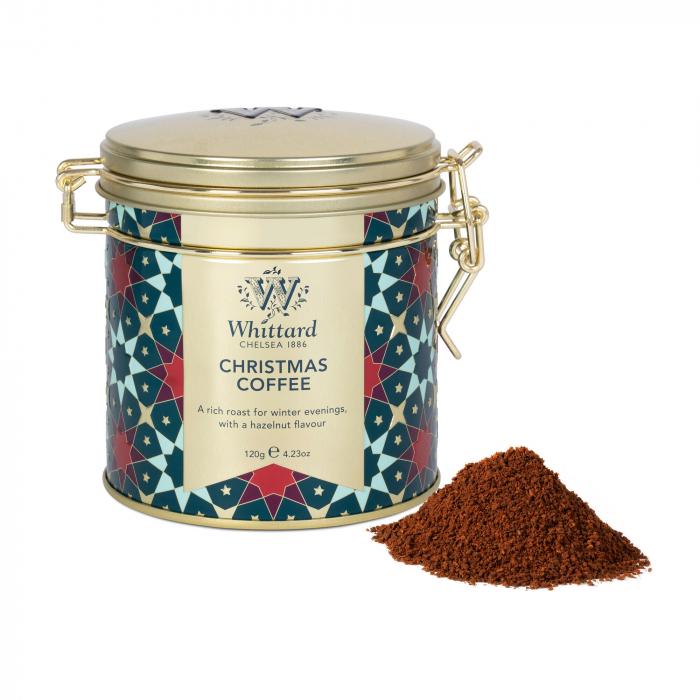 Christmas Coffee, editie de Craciun, 120 gr, Whittard of Chelsea. 1