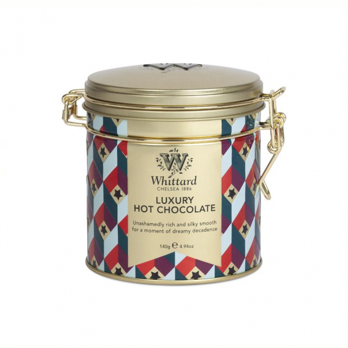 Christmas Hot Chocolate, ciocolata calda in editie limitata de Craciun, 140 gr, Whittard of Chelsea. 0
