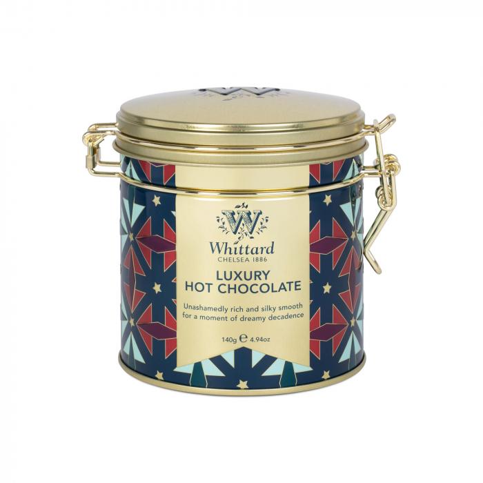 Ciocolata calda, editie de Craciun, 140 gr, Whittard of Chelsea 0