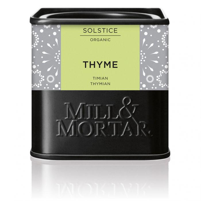 Cimbru, organic, Thyme, Mill&Mortar, 25 gr 0