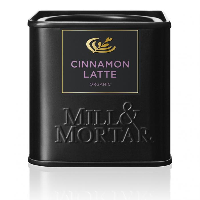 Cinammon Latte, organic, Mill&Mortar, 50gr 0