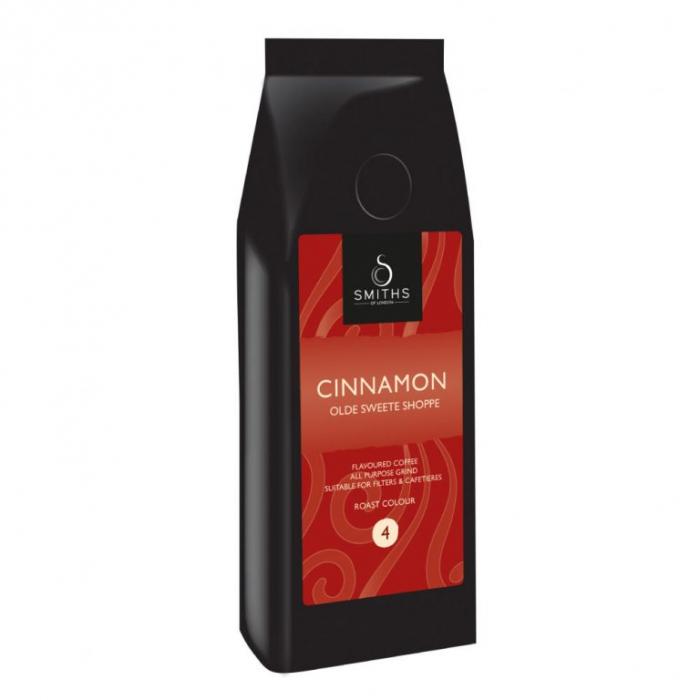 Cafea macinata Cinammon, Smith's Coffee, 250 gr [0]