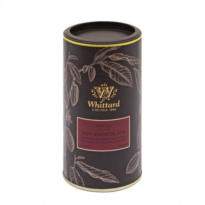 Ciocolata calda cu aroma de chili 0