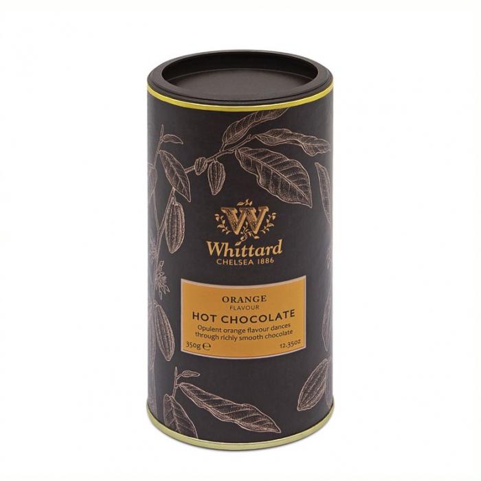Ciocolata calda cu aroma de portocale 0
