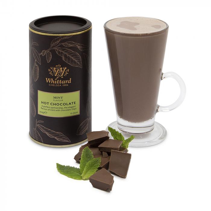 Ciocolata calda cu aroma de menta 1