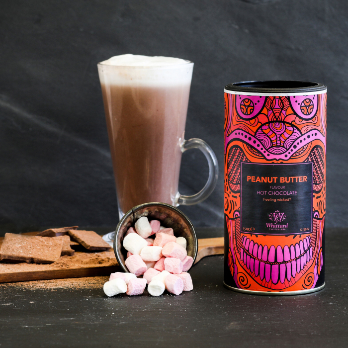 Ciocolata calda Peanut Butter, 350 gr, Whittard of Chelsea [1]