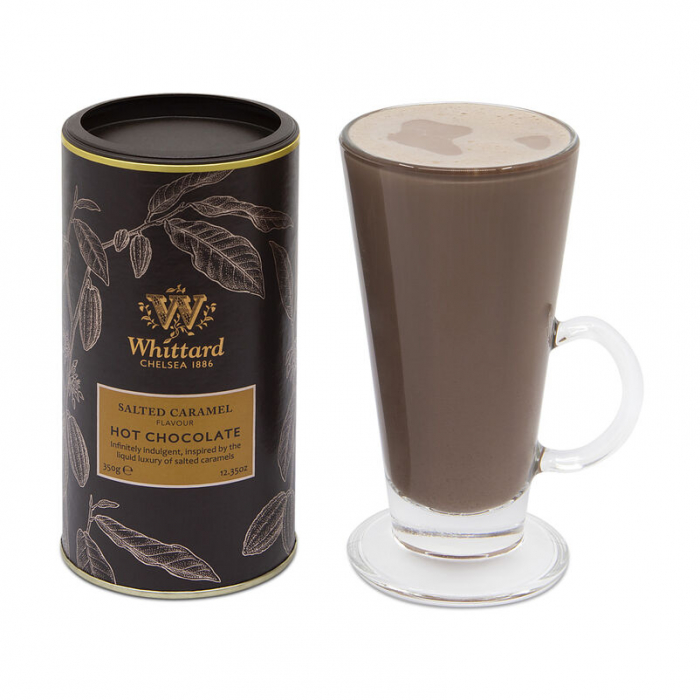 Ciocolata calda cu aroma de caramel sarat 2