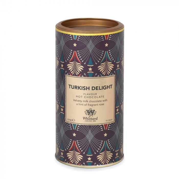 Ciocolata calda Turkish Delight, 350 gr., editie limitata de Craciun 0