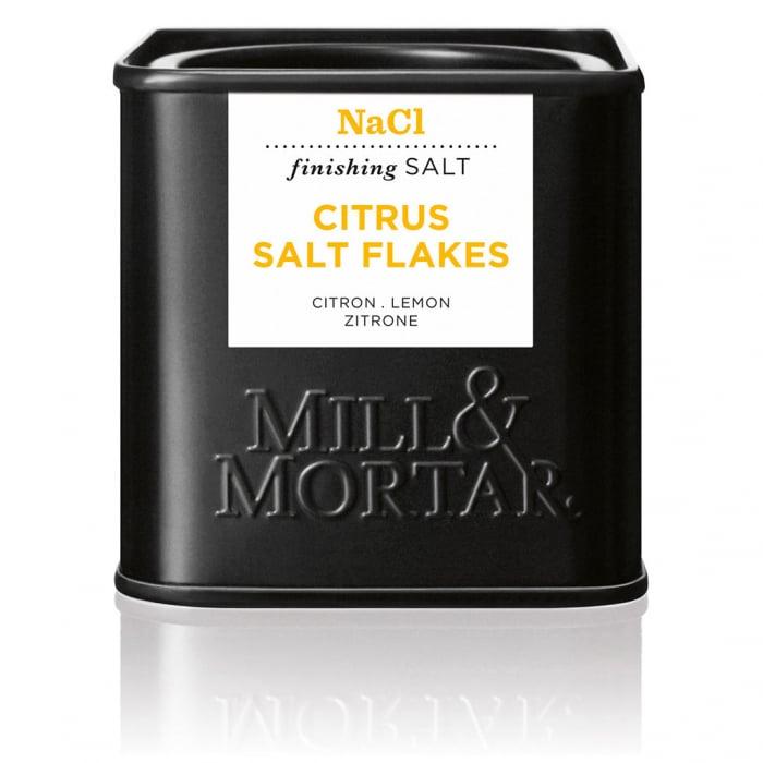 Citrus Salt Falkes, Mill&Mortar, 70gr 0