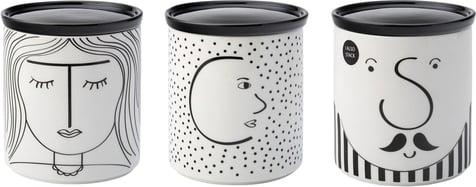 Recipient pentru ceai, Looking Good, David Mason Design [1]