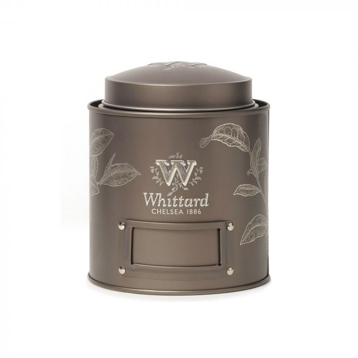 Cutie de depozitare ceai, Caddy Bronze, Whittard of Chelsea [0]