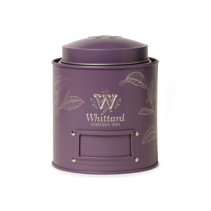 Cutie depozitare ceai, Caddy Purple, Whittard of Chelsea [0]