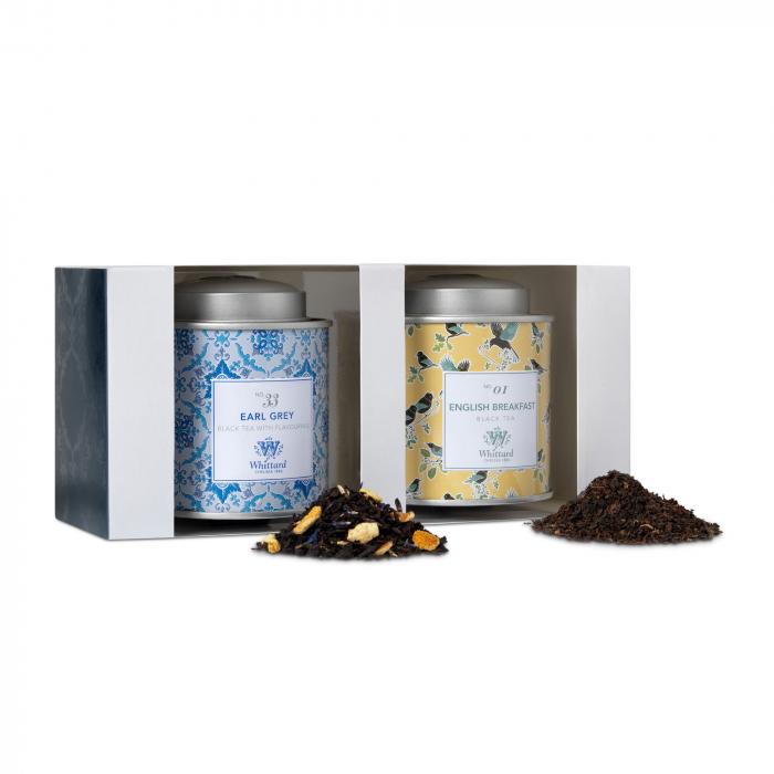English Tea, set cadou selectie ceaiuri, Whittard of Chelsea [1]