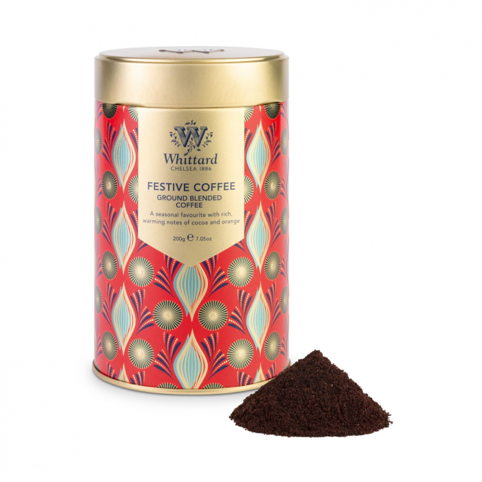 Festive Coffee, cafea in editie limitata de Craciun 2021, 200 gr [1]