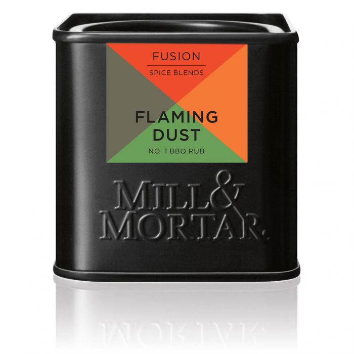 Flaming dust, organic, Mill& Mortar, 50gr [0]