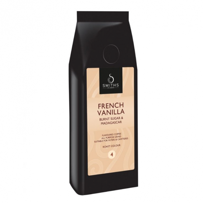 Cafea macinata French Vanilla, Smith's Coffee, 250 gr 0