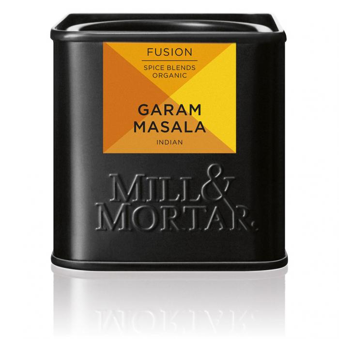 Garam Masala, organic, Mill&Mortar, 50gr [0]