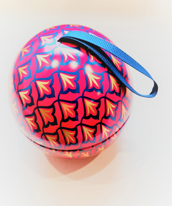Glob metalic 2, Giftspace 0