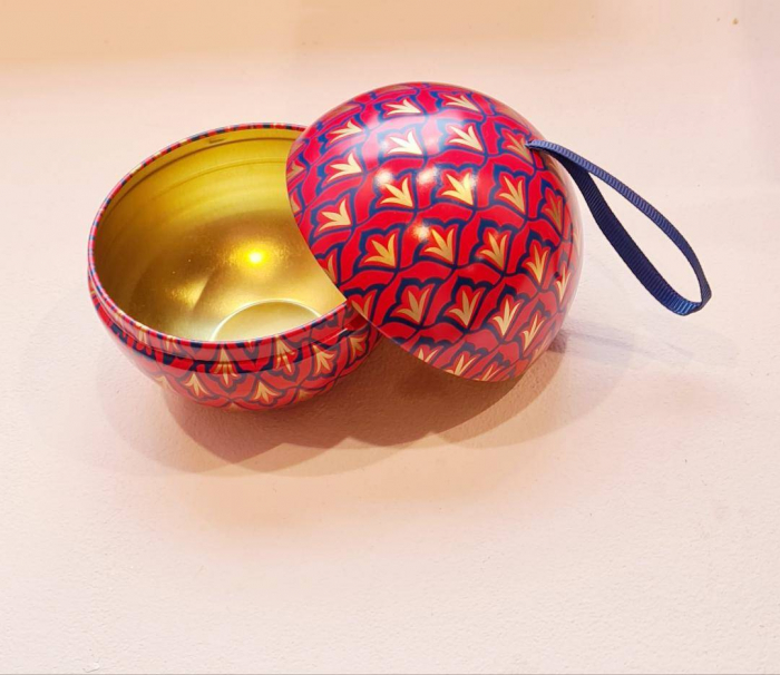 Glob metalic 2, Giftspace 1