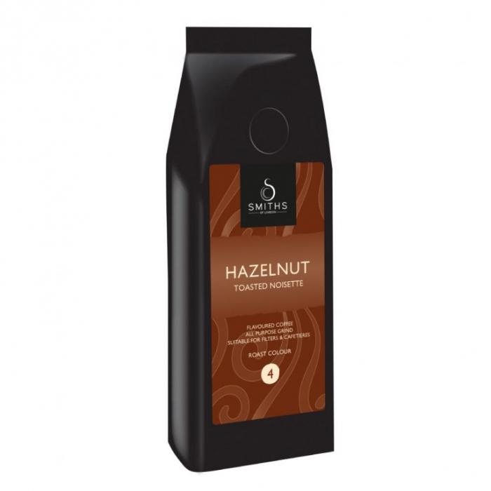 Cafea macinata Hazelnut, Smith's Coffee, 250 gr 0