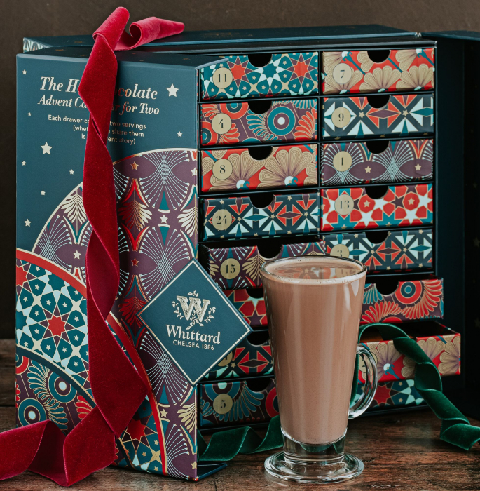 Hot Chocolate Advent Calendar 2