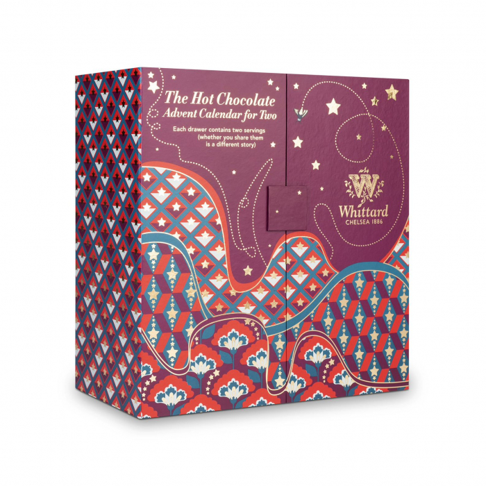 Hot Chocolate Advent Calendar, Whittard of Chelsea 0