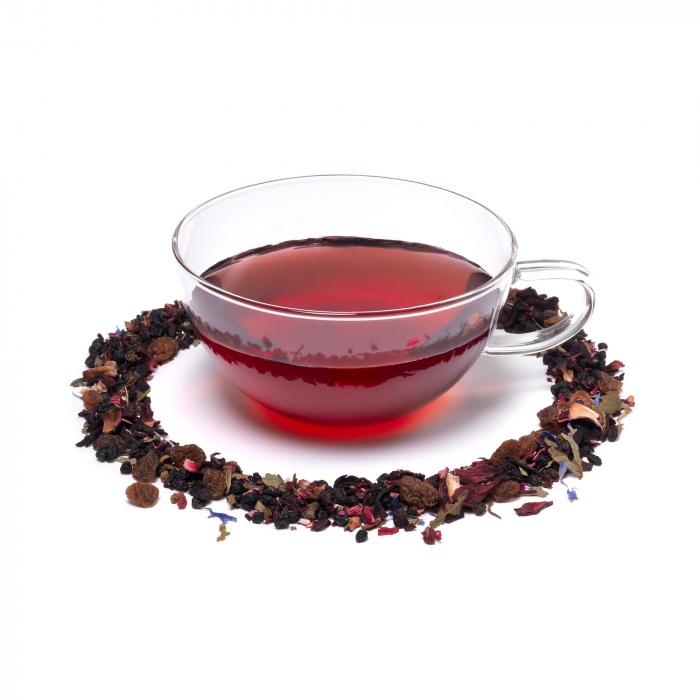 Infuzie de fructe de padure, Very Berry Crush, 50 gr, vrac, Whittard of Chelsea [1]