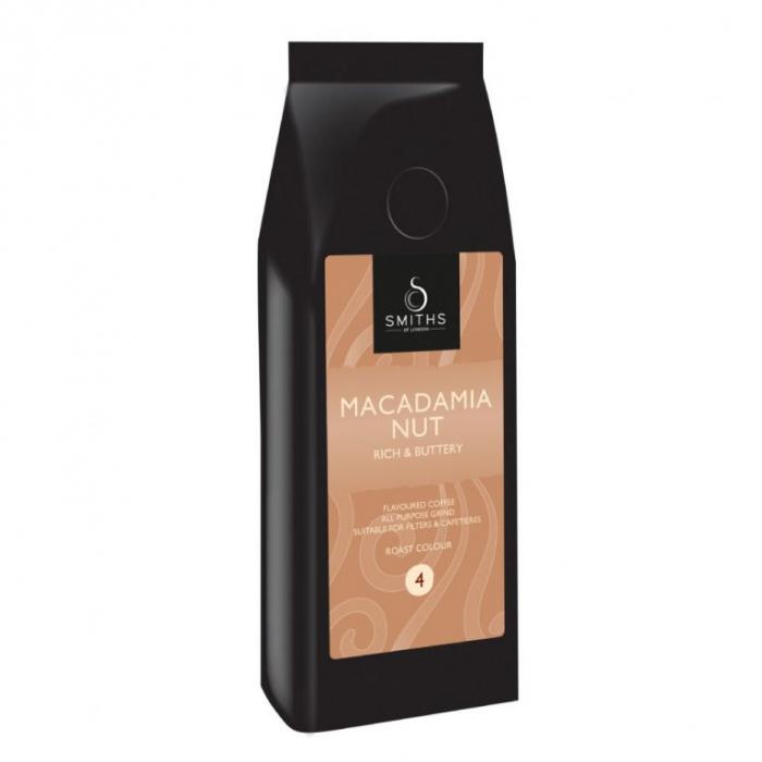 Cafea macinata Macadamia Nut, Smith's Coffee, 250 gr 0