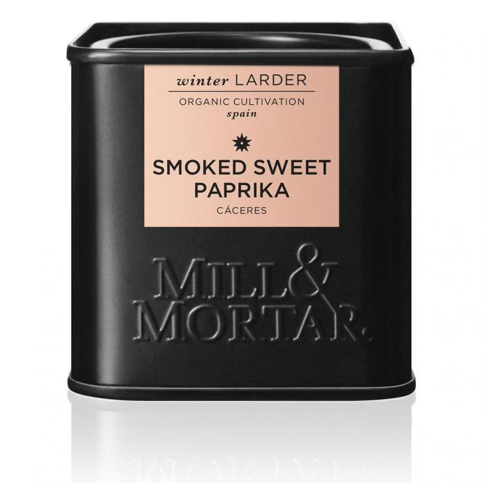 Paprika dulce, afumata, 50gr, Mill&Mortar [0]