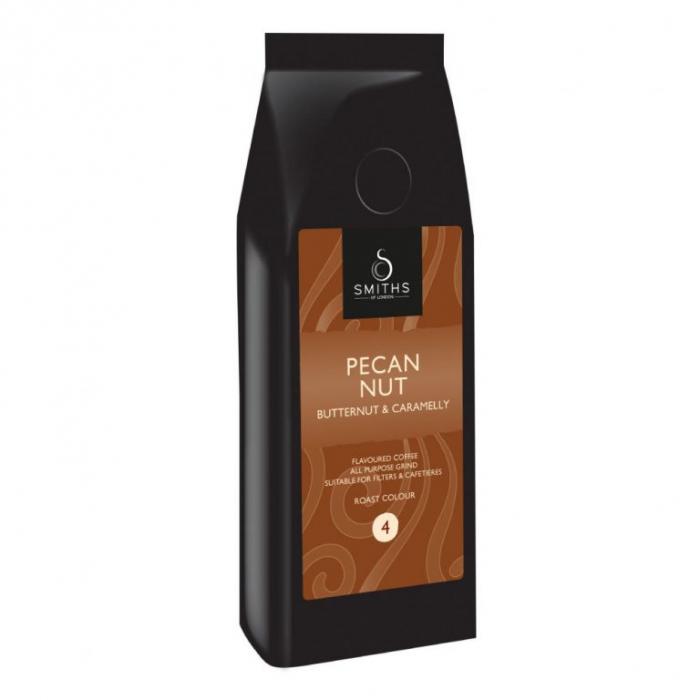Cafea cu aroma Pecan,  Smith's Coffee,  250 gr 0