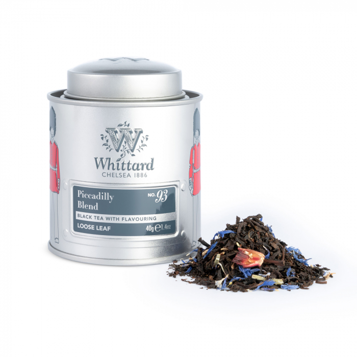 Picadilly Blend, mini caddy, Best of British,40 g 0