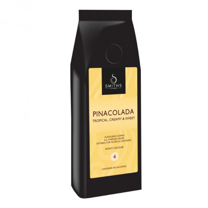 Cafea cu aroma  Pina Colada,  Smith's Coffe, 250 gr 0