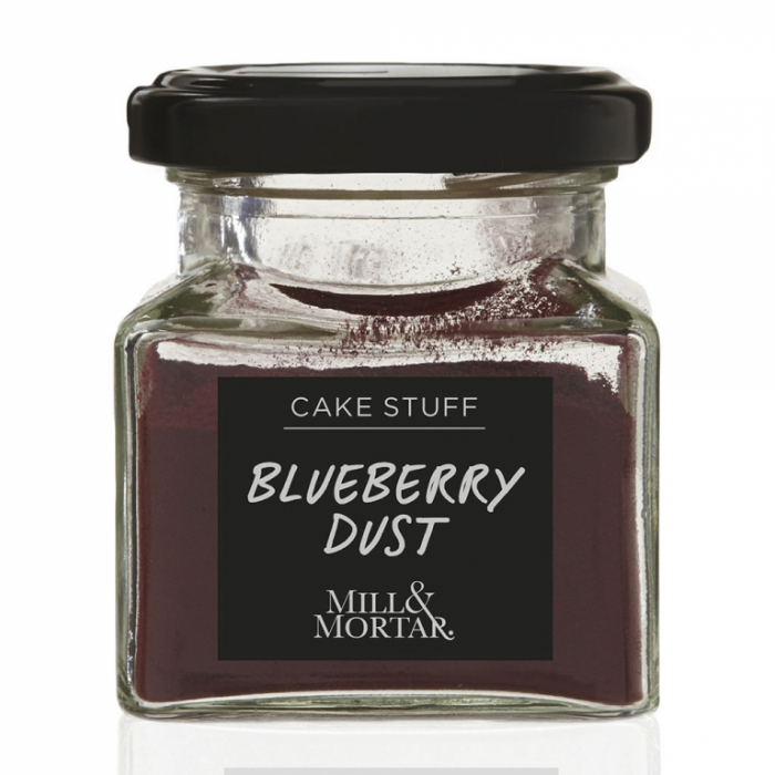 Pudra pentru decorare Blueberry Dust 0