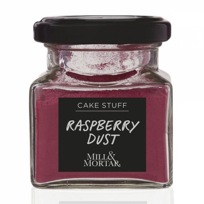 Pudra pentru decorare Raspberry Dust, Mill&Mortar, 50 gr 0