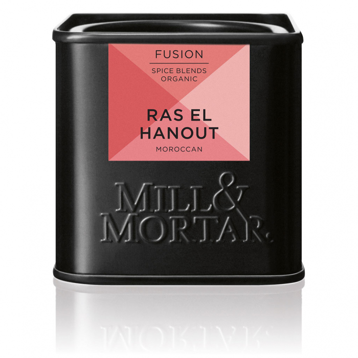 Ras El Hanout, organic, Mill& Mortar, 55gr 0