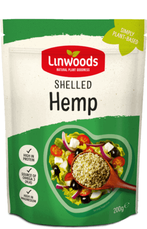 Seminte de canepa, Linwoods, 200 gr [0]