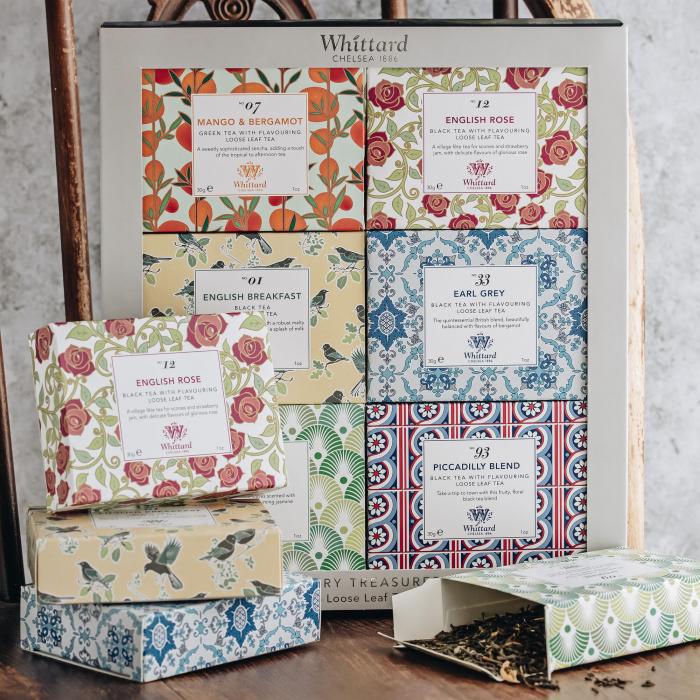 Set cadou Tresured Blend, colectia Tea Discovery 1