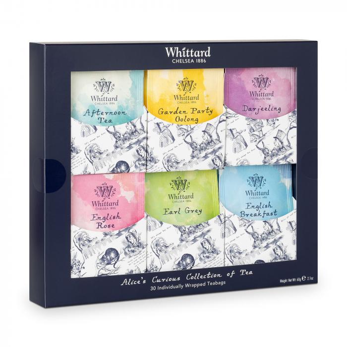 Set ceai cadou, colectia Alice in Wonderland, Whittard of Chelsea 0