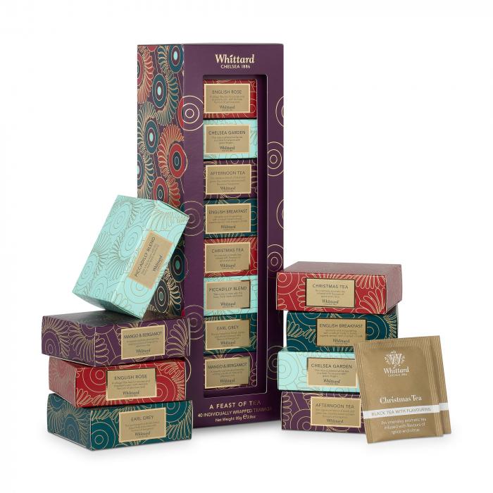 Set ceaiuri A Feast of Teas, editie limitata de Craciun 1