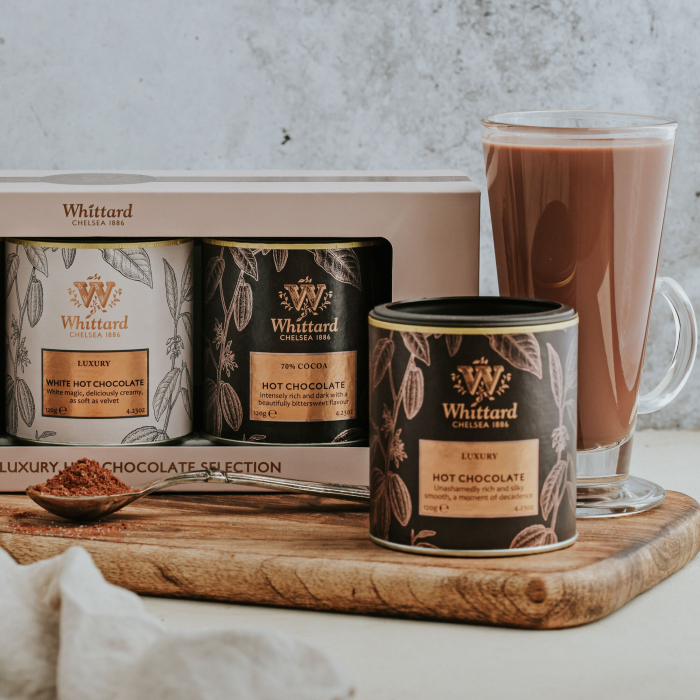 Set Luxury Hot Chocolate Selection 2
