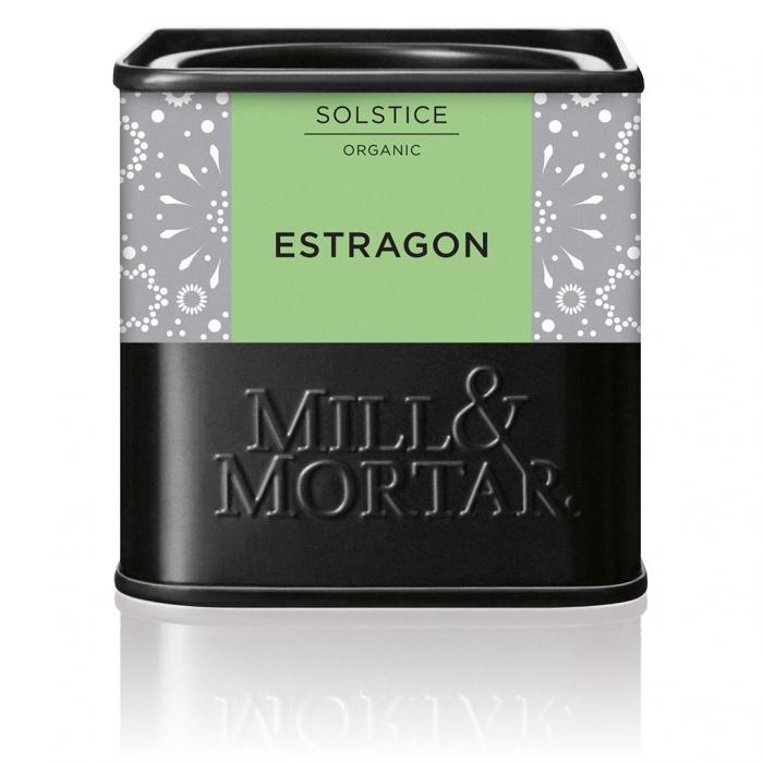 Tarhon organic,  Mill&Mortar, 15 gr 0