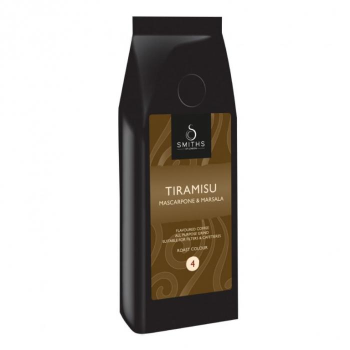 Cafea cu aroma Tiramisu, Smith's Coffe, 250 gr 0